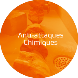 Solution anti attaques chimiques