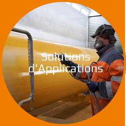 Solutions d'application