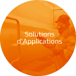 Solutions d'application