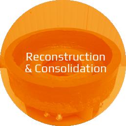 Solution de reconstruction et consolidation