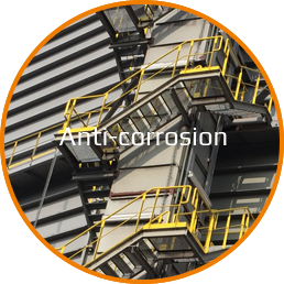 Solution anti-corrosion